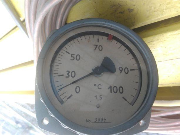 Термометр контактный показывающий ТКП-100ЭК