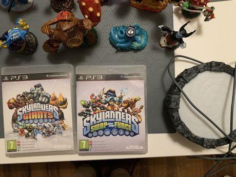 Skylanders, platforma, figurki, gry na ps3