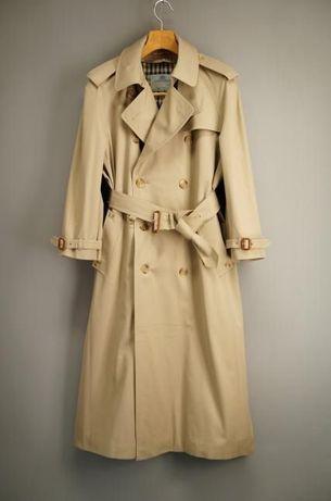 плащ тренч пальто Aquascutum Burberry Barbour