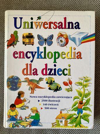 Uniwersalna encyklopedia dla dzieci. Oprawa twarda