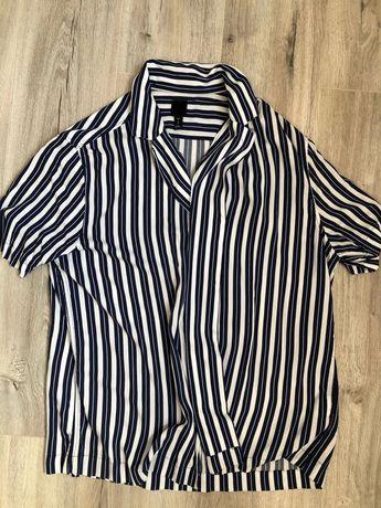 Koszulka męska hm H&M koszula rozmiar l