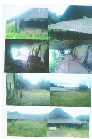 ферма, склад - 3500м2, с.Парище, Надвірнянського району