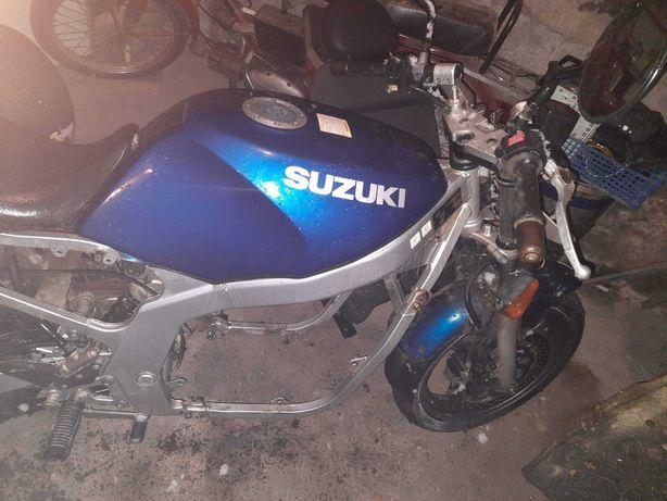 Suzuki GS500 polecam