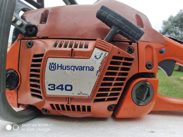 MOTOSERRA USADA - Husqvarna 52cm3