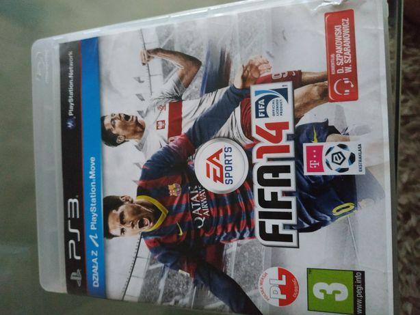 PS3 Fifa14 Polecam