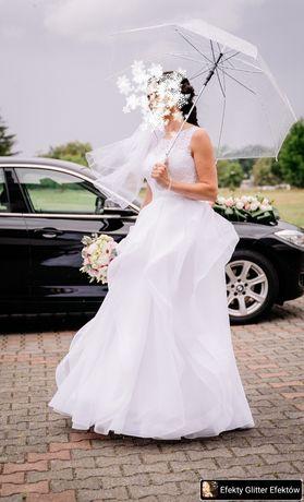 Piękna suknia ślubna Specta