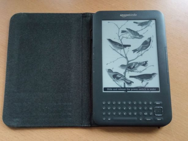 Czytnik Kindle 3 Keyboard WI-FI