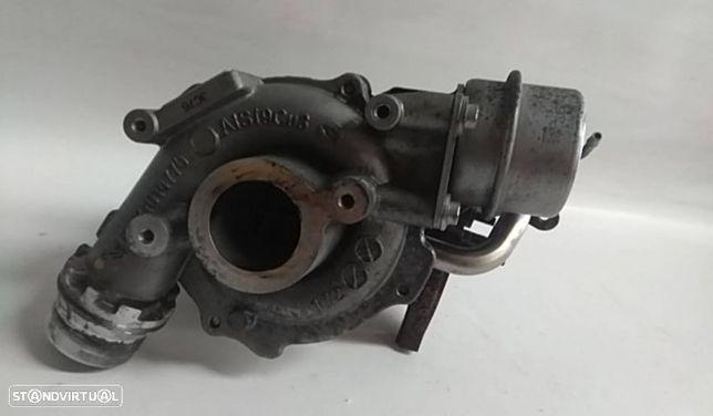 Turbo Nissan Juke (F15)