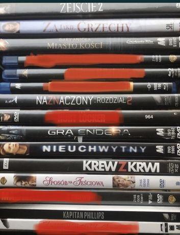 Płyty DVD, film filmy kolekcja 12