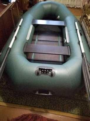 Лодка Bark 250- N