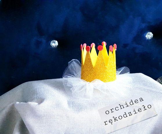 Mini korona , sesja , rekwizyt, ozdoba , urodziny