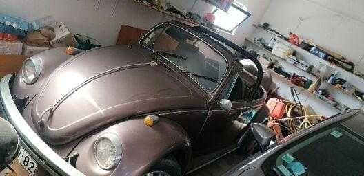 VW Carocha Descapotável Clássico
