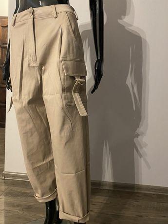 Spodnie bojówki Balmain
