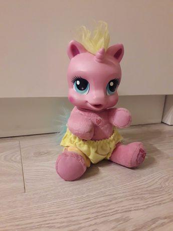Mówiący kucyk My Litte Pony interaktywny niemowle