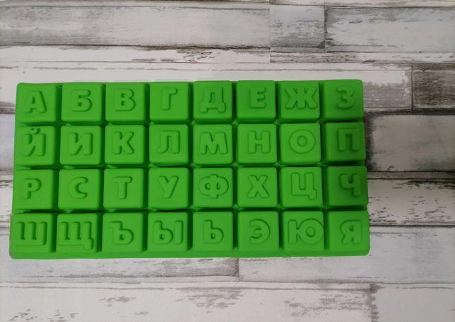 Алфавит силиконовый