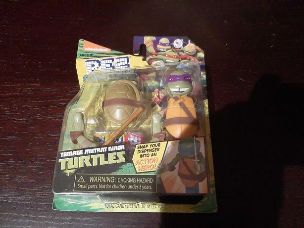 Pez Turtles Ninja Body Parts