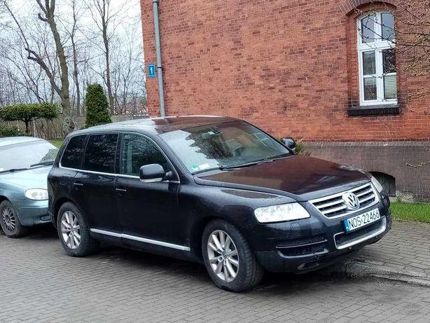 Sprzedam bądź zamienię VW Touareg 2004 r, 5.0 l , 313 km