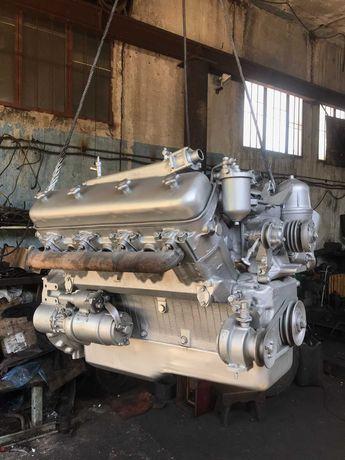Капитальный ремонт ЯМЗ-236, ЯМЗ-238 и ЯМЗ-240