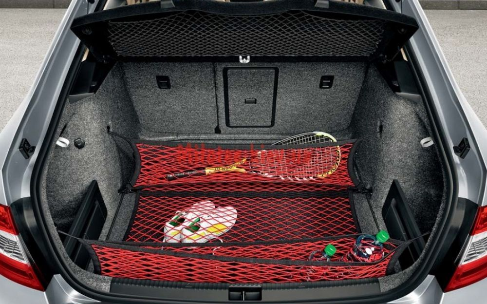 набор сеток в багажник (3 штуки) для шкода октавия А7 Белогородка - изображение 1