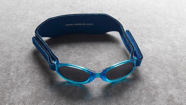 Okulary przeciwsłoneczne dla dziecka REALSHADES REALKIDS