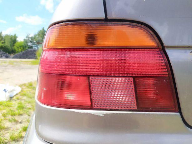 Lampy tył tylne BMW E39 komplet