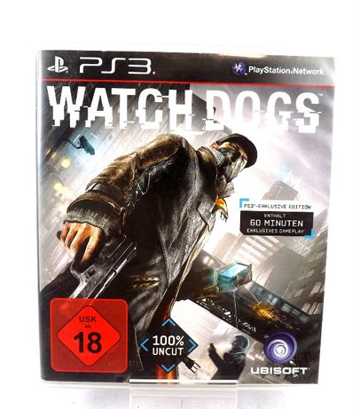 Gra na Ps3 Watch Dogs