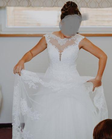 Suknia ślubna Vanilla Sposa 1805 rozm. 36