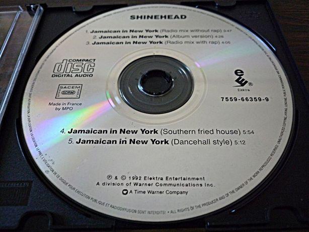 CD «Shinehead - Jamaican in New York»
