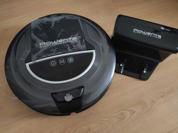 Robô Aspirador Rowenta Smart Force Extreme RR 7126WH