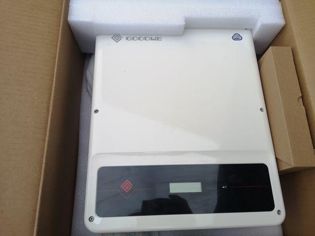 Goodwe GW6K-DT inwerter falownik rozdzielnia fotowoltaika