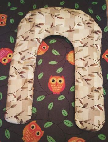 Подушка для беременных (кормления) большая