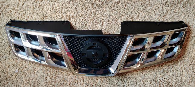 Решетка радиатора Nissan rogue , Ниссан рог 2010г-2014
