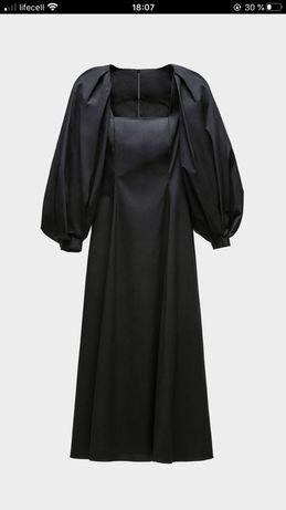 Срочно!! Шикарное платье Zara cos