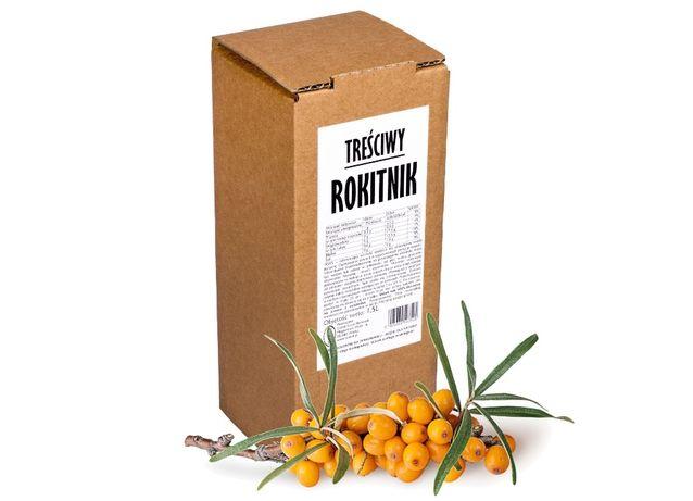 Sok naturalny 1,5l z owoców 100% ROKITNIK Kraków