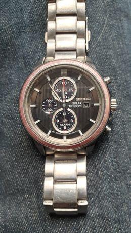 Zegarek seiko solar