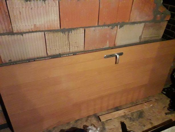 Drzwi wewnętrzne prawe 84,5x203 cm