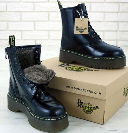 Зимняя обувь, ботинки (сапоги) Dr. Martens