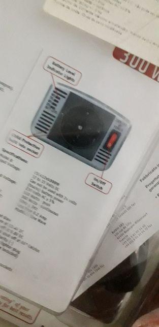 Tranformador energia 12v a 120v