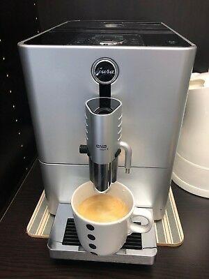 Ekspres do kawy JURA ENA MICRO 9 Auto Cappuccino oraz Latte gwarancja