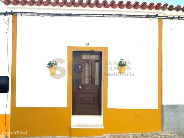 Moradia em Vila Verde de Ficalho, no concelho de Serpa, b...