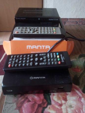 Dekoder dvbt firmy Manta