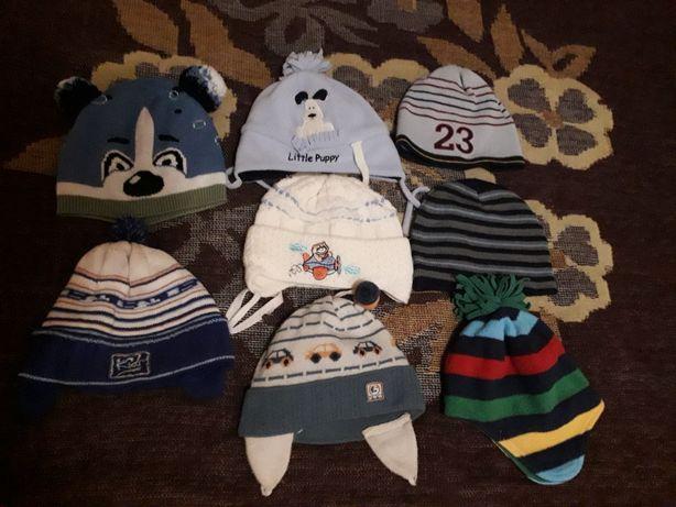 Детские шапочки для мальчика