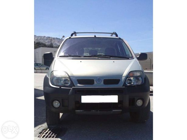 Renault scenic rx4 para peças 1.9 dci