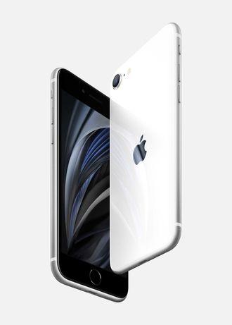 iPhone SE de 2020 Branco Grade A como novo 128GB