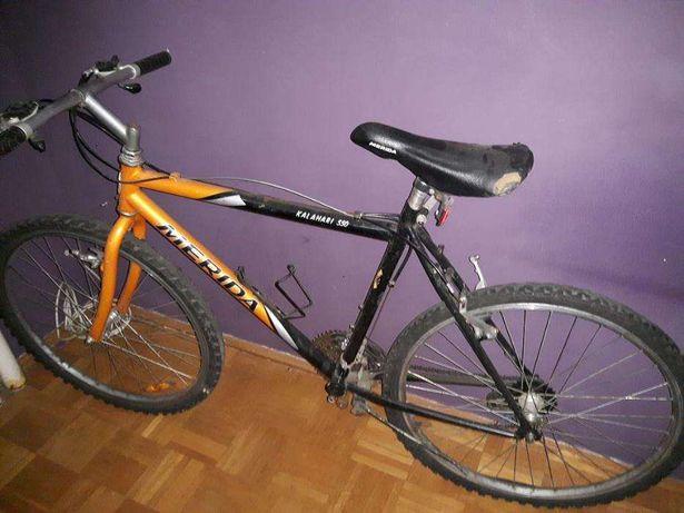 rower firmy Merida stan jak widać na zdjęciach