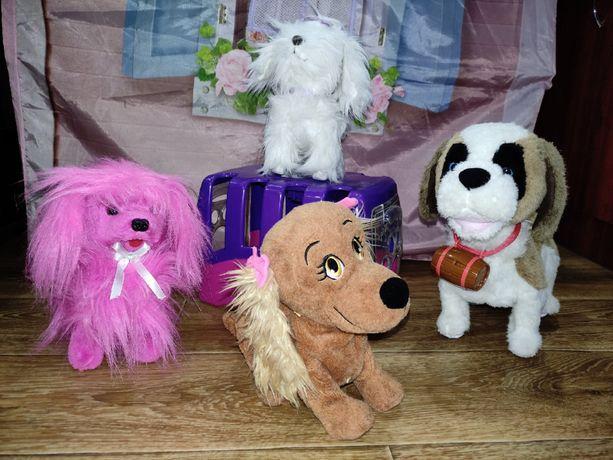 Интерактивная собачка,кот,слон,щенок,дельфин, пони,коала Fur Real