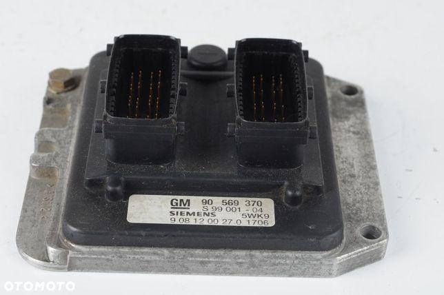 Sterownik silnika Vectra 1.8 90569370