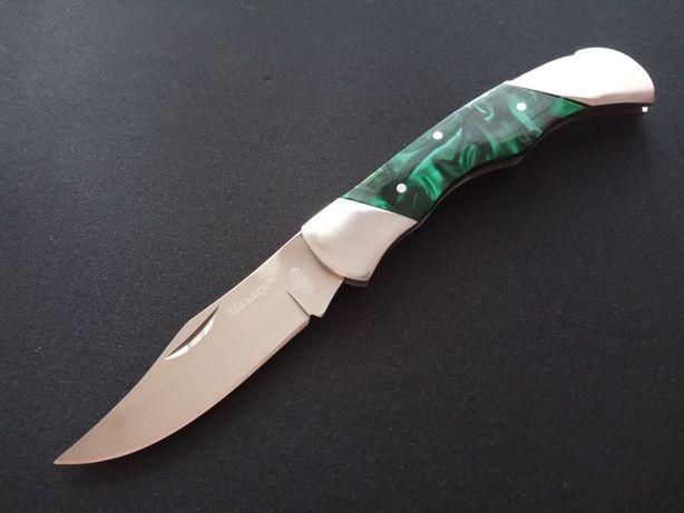 Новый складной нож. По мотивам СССР. Сталь 50Х14МФ BACK LOCK