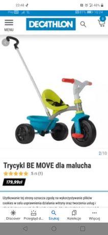 Rowerek 3 kołowy dla dziecka