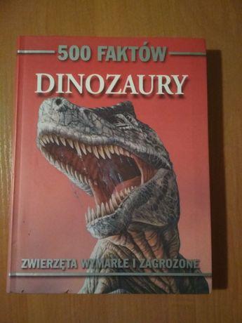 Dinozaury 500 faktów